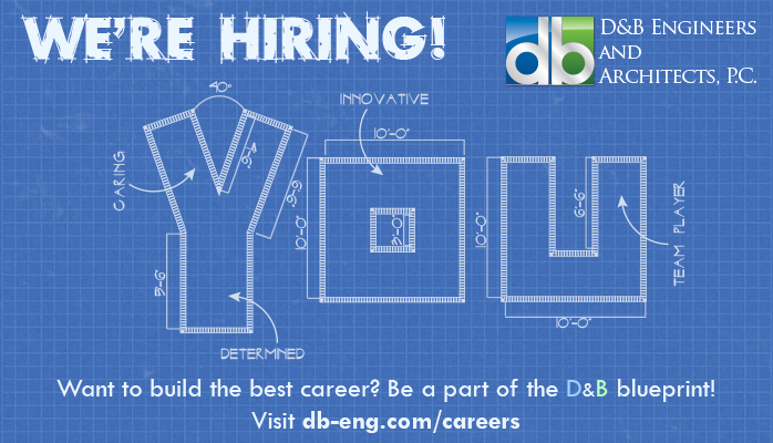 Careers at D&B Engineers and Architects, P.C.