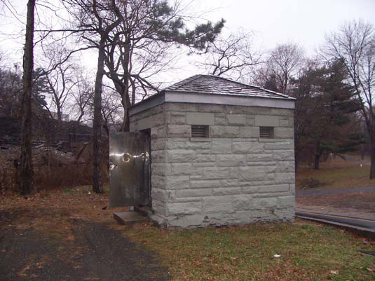 Bronx Storm Water Pump Station